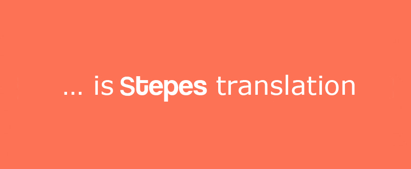 Stepes Blog Series