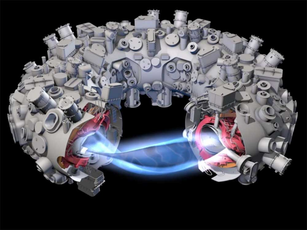 giant breakthrough with nuclear fusion.