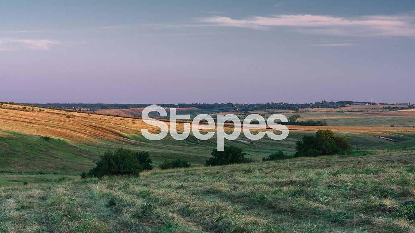 stepes