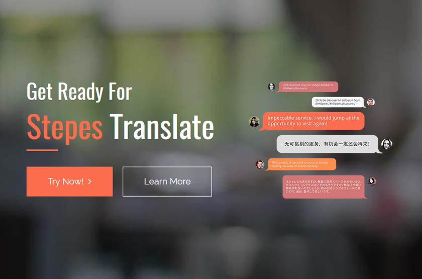 Stepes Translate