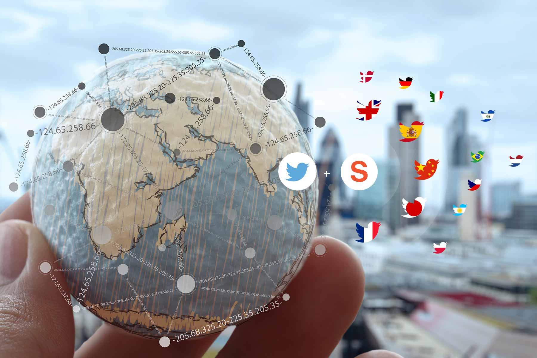 Twitter Globalization
