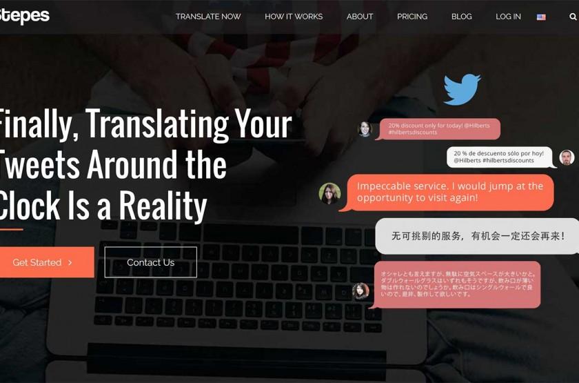 Twitter Translate