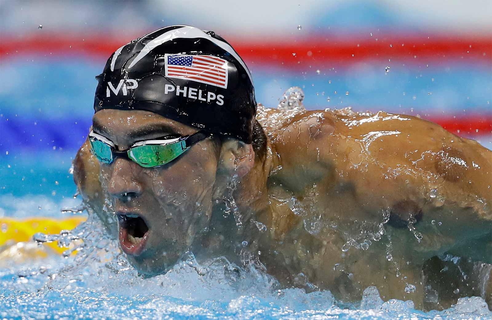 Language of Swimming