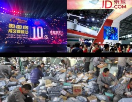China Singles Day Shopping