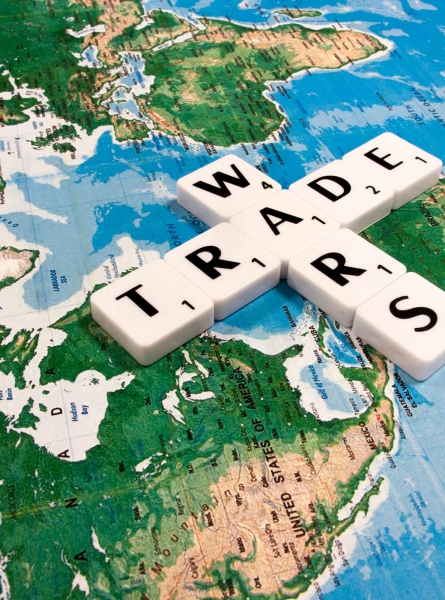Trade Wars and the Translation Market
